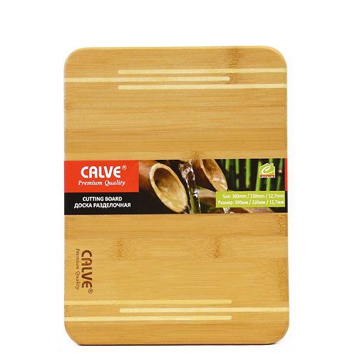 Доска разделочная Calve CL-7037 бамбук 300*230*12,7