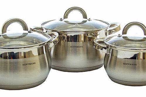 Набор посуды hoffmann 5206 из 6 предметов