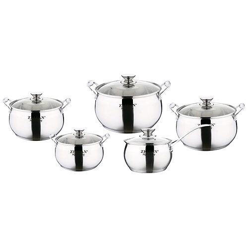 Набор посуды Zeidan Z-51101 10пр