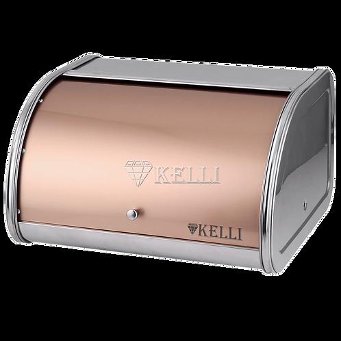 Хлебница Kelli KL-2141 нерж