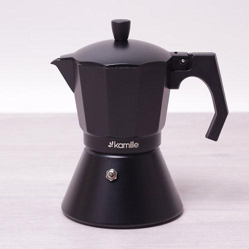 Кофеварка гейзерная   Kamille алюминий индукция