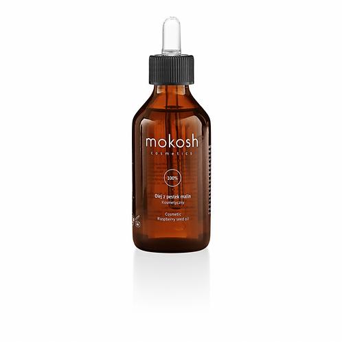 Olej z pestek malin kosmetyczny, 100 ml