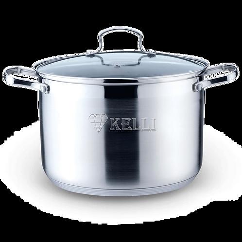 Кастрюля Kelli KL-4234 3,0 л нержавейка