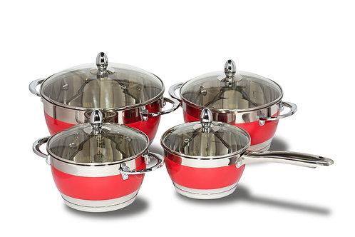 Набор посуды Hoffmann   8 предметов.  HM-5843