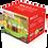 Thumbnail: Заварочный чайник Kelli KL-3082 жаропр стекло 0,75л.