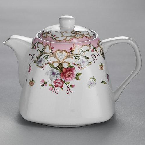 Заварочный чайник Ф2-018R 700мл Королевский сад
