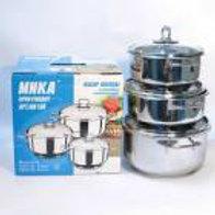 Набор посуды 6пр.Мика МК-100