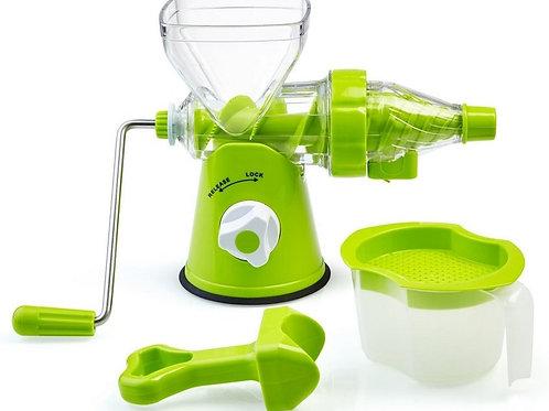 Соковыжималка ENDEVER HJ-007 пластик зелёный