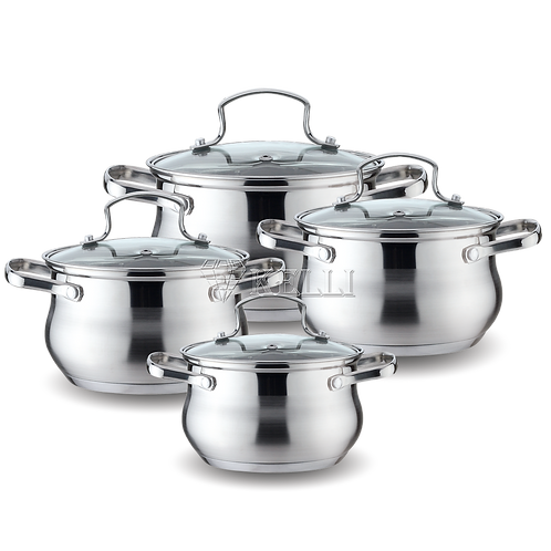 Набор посуды Kelli KL-4208 8 пр