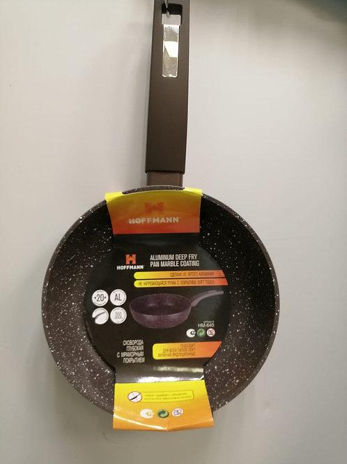 Сковорода глубокая Hoffmann  HF-9860  20см-28см