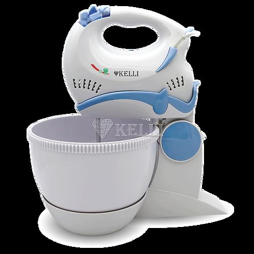 Миксер Kelli KL-5044 с чашей   300Вт