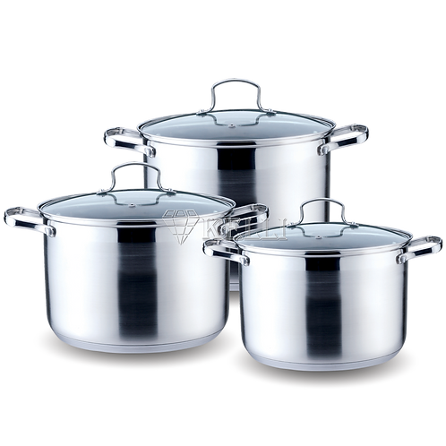 Набор посуды Kelli KL-4217 6 пр