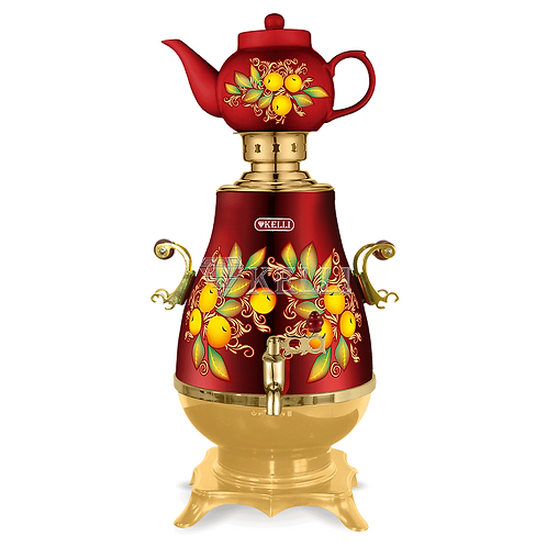Самовар KELLI-1323 элек обьем 4,0л