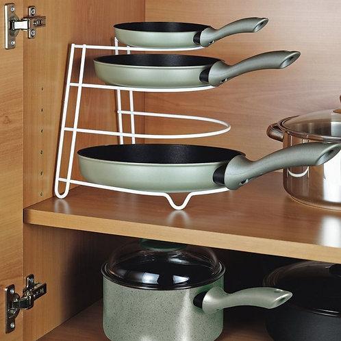 Подставка для хранения сковородок