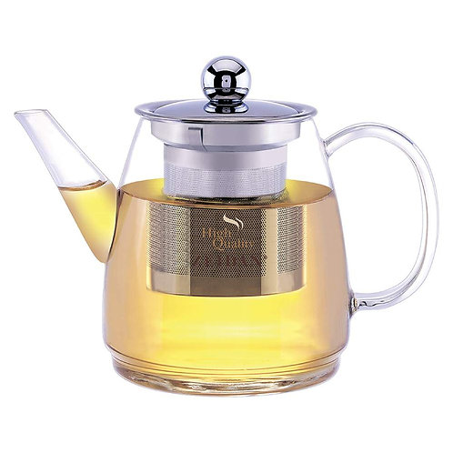 Заварочный чайник Zeidan Z-4212 900мл стекло