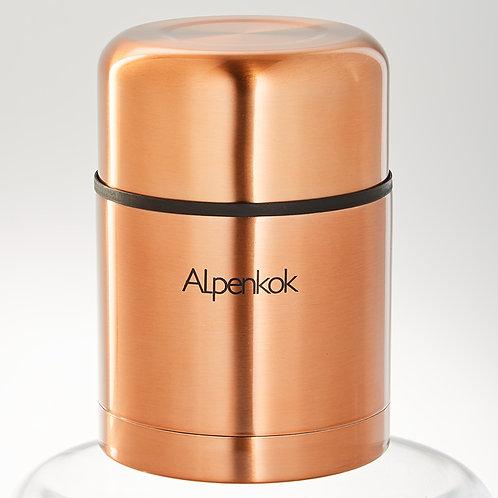 Термос Alpenkok AK-05005M пищевой 0,5л  0,75л  1л