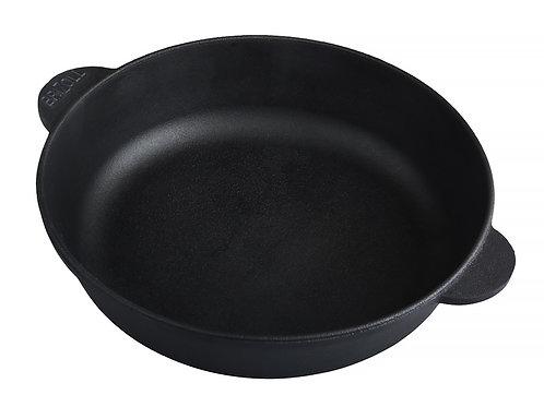 """Сковорода чугунная """"BRIZOLL"""" без ручки  240х60мм"""