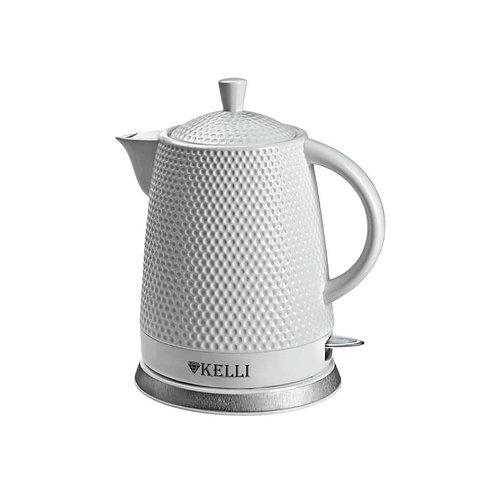 Чайник Kelli KL-1338 1.7л керамический