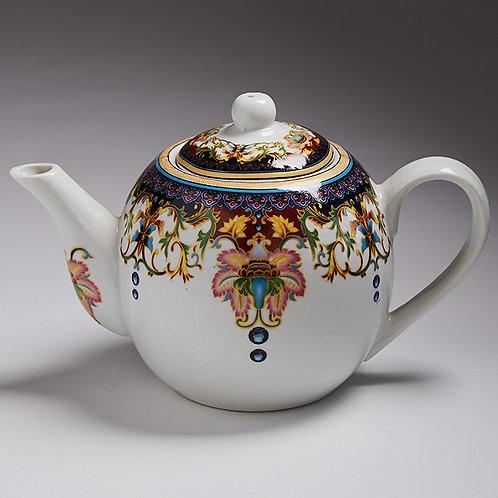 Заварочный чайник МР011R 750мл фарфор