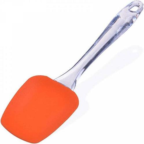 Кулинарная силиконовая лопатка