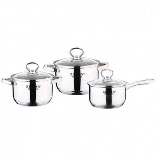 Набор посуды Zeidan Z-50621 6пр