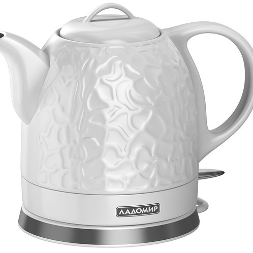 Чайник Ладомир 140 керамика 1200Вт 1,0л