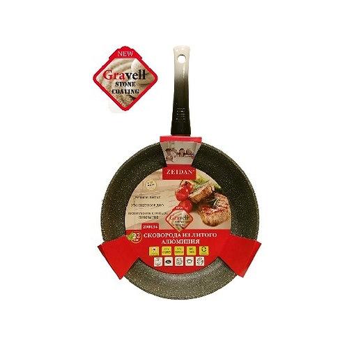 Сковорода Zeidan Z-90134 22см- 28см каменное покрытием