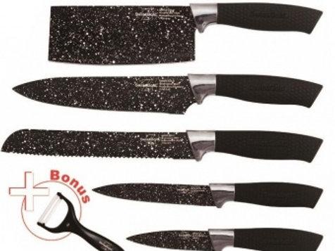 Набор ножей Swiss Gold SG - 9208 6 предметов