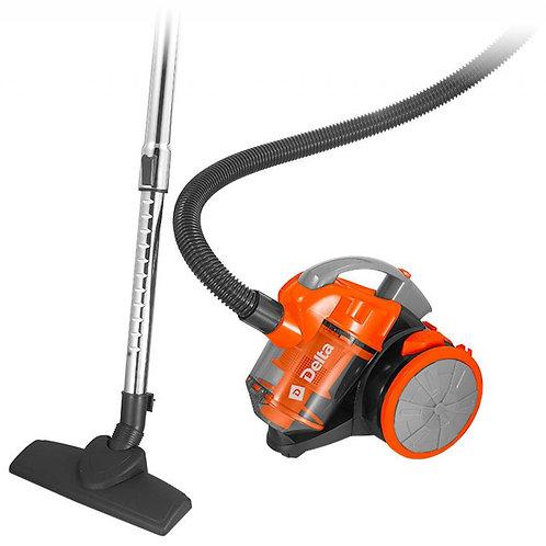 Пылесос DELTA DL-0826 1600Вт оранжевый