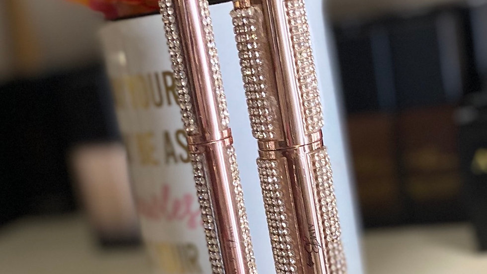 Millionaire Set (Liquid Liner & Mascara)