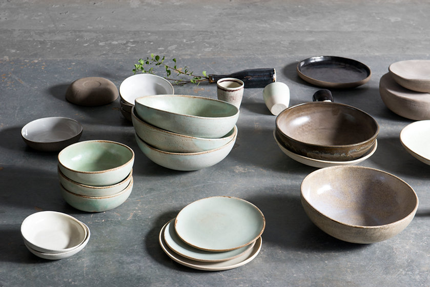 Collection céramique
