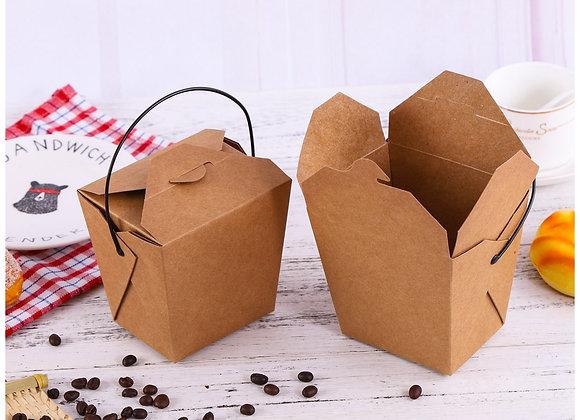 Kraft Paper Box Handel (L)