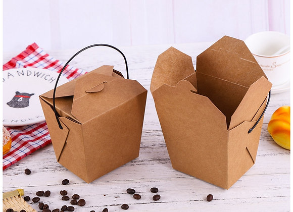Kraft Paper Box Handel (M)