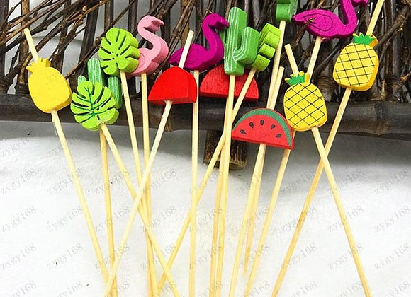 Bamboo Skewer 12 cm (1 pack - 100 pcs )