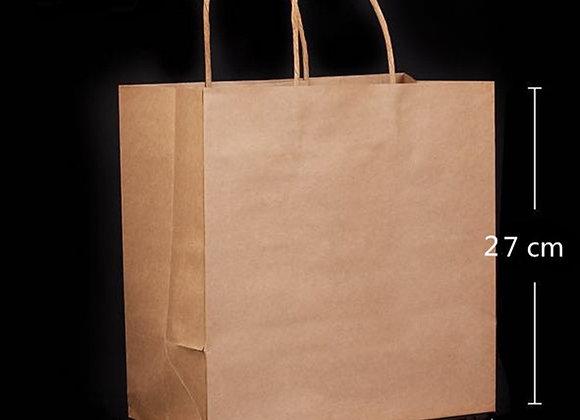 Kraft Paper Bag (L)