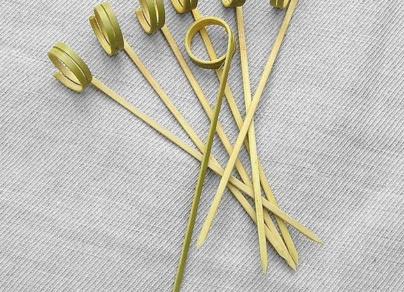 Bamboo Skewer 12 cm (100 pcs in a pack )