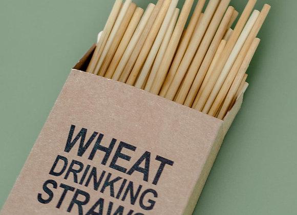 Wheat Straw (1Box 100 pcs)
