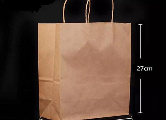 Kraft Paper Bag (M)