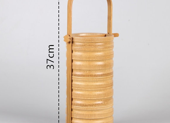 Bamboo Tier Pail