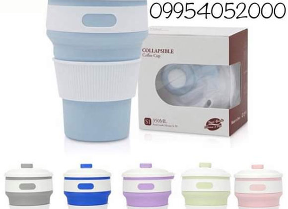 Collapsible Coffee Cup (S 1) 350 ml