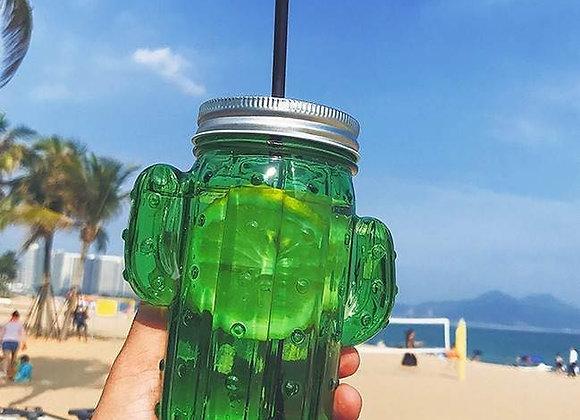 Cactus Juice Glass