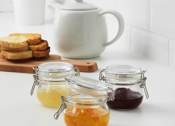 IKEA Glass Jar 500 ml