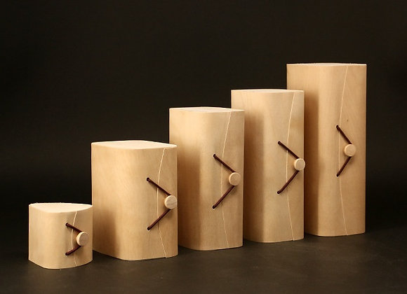 Wooden Accessories Boxes (M)