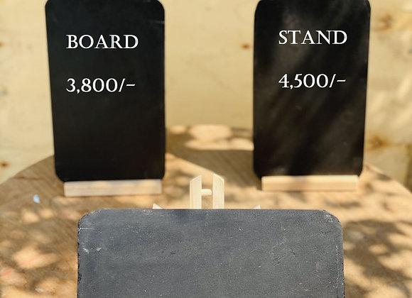 Slate & Stand