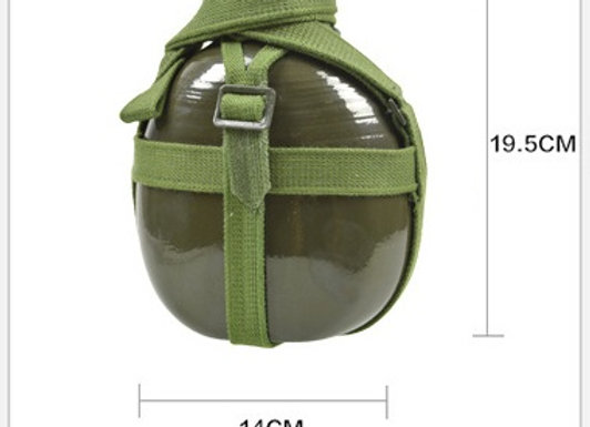 Army Green Bottle