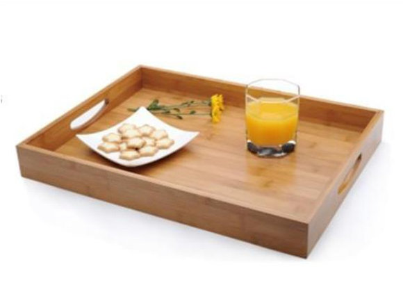 Bamboo Tray ( 35 cm )