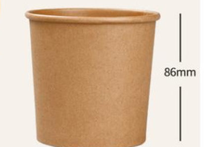 Soup Bowl with cover  350 ml