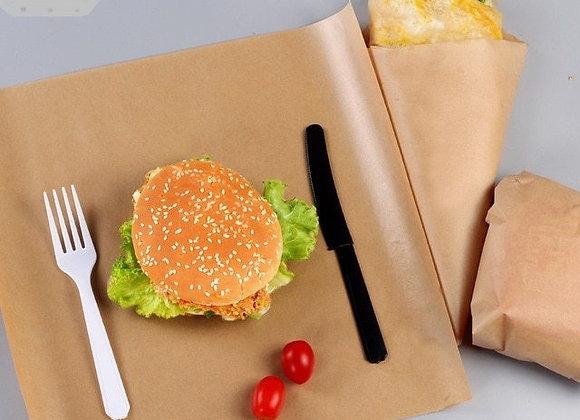 Kraft Wrapping Paper (1 pk - 100 pcs)