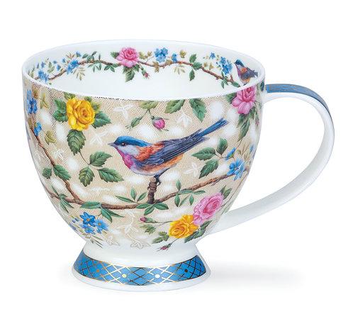 Skye Satori Blue- Dunoon fine English bone china