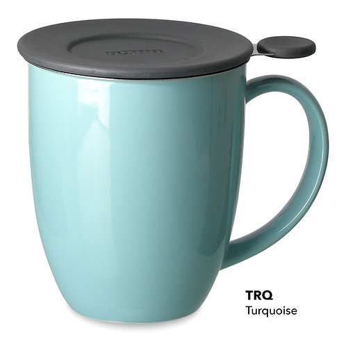16 oz Uni Brew-In Mug with Infuser and Lid